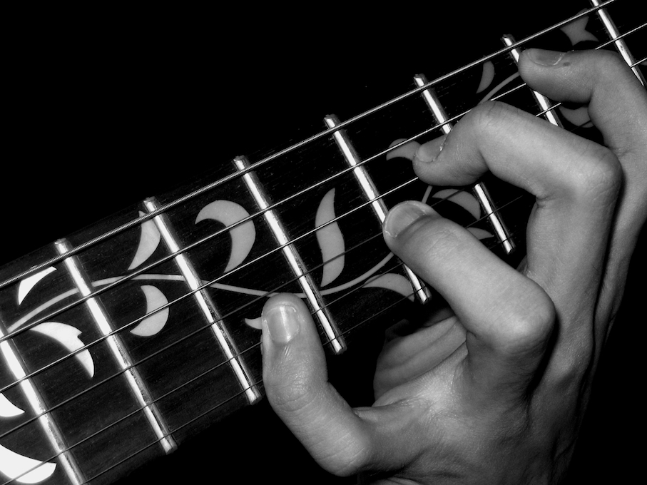 The Major Scale - Part 1: Basic theory and patterns